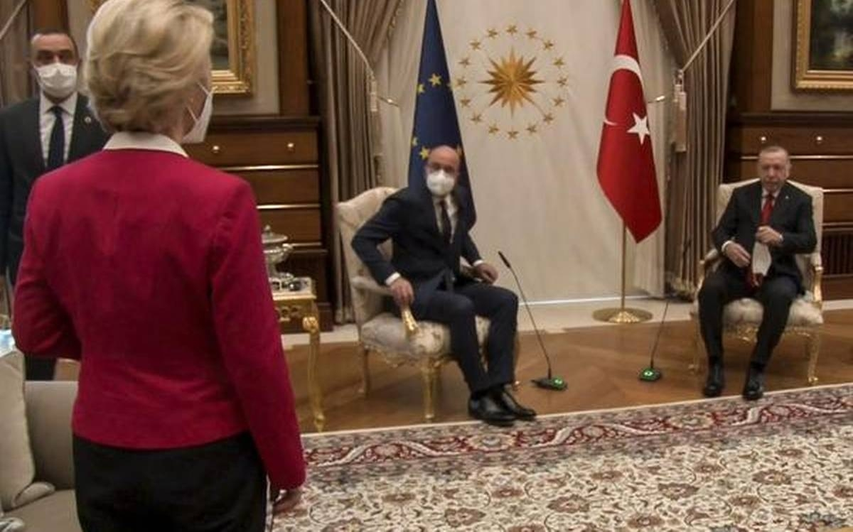 FPJ Edit: EC chief stands her ground in the face of bad manners in Ankara