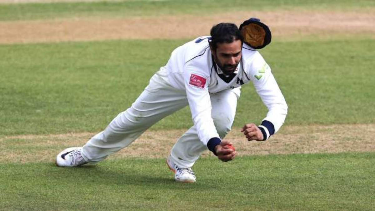 Hanuma Vihari's catch