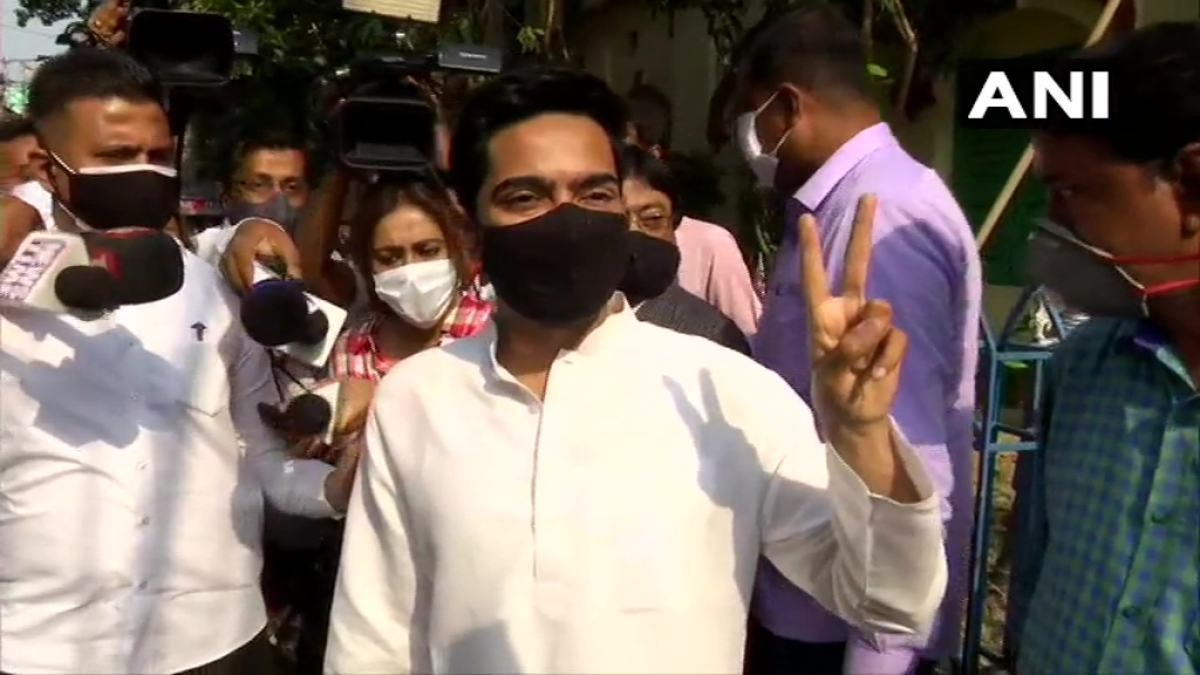 Abhishek Banerjee slams BJP over COVID-19 situation, claims Mamata Banerjee will secure two-thirds majority in West Bengal Assembly elections