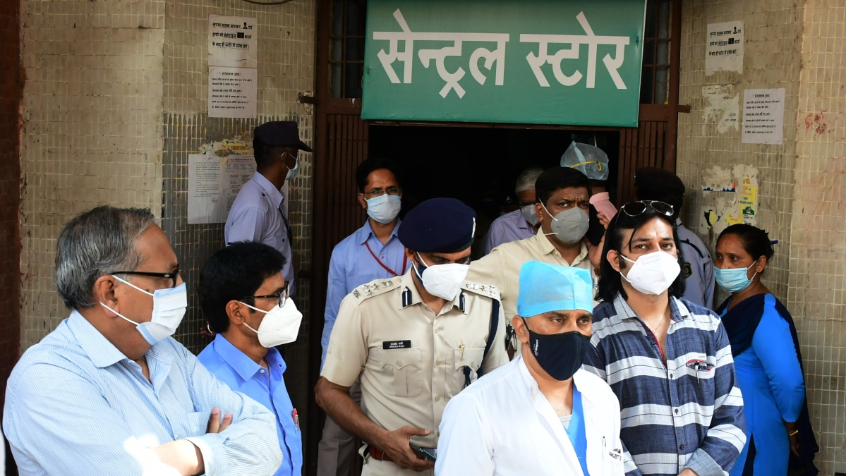 Madhya Pradesh: 863 Remdesivir injections stolen from Hamidia Hospital, Bhopal