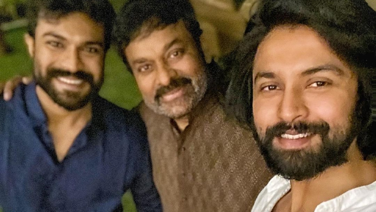 Chiranjeevi's son-in-law Kalyaan Dhev tests positive for COVID-19