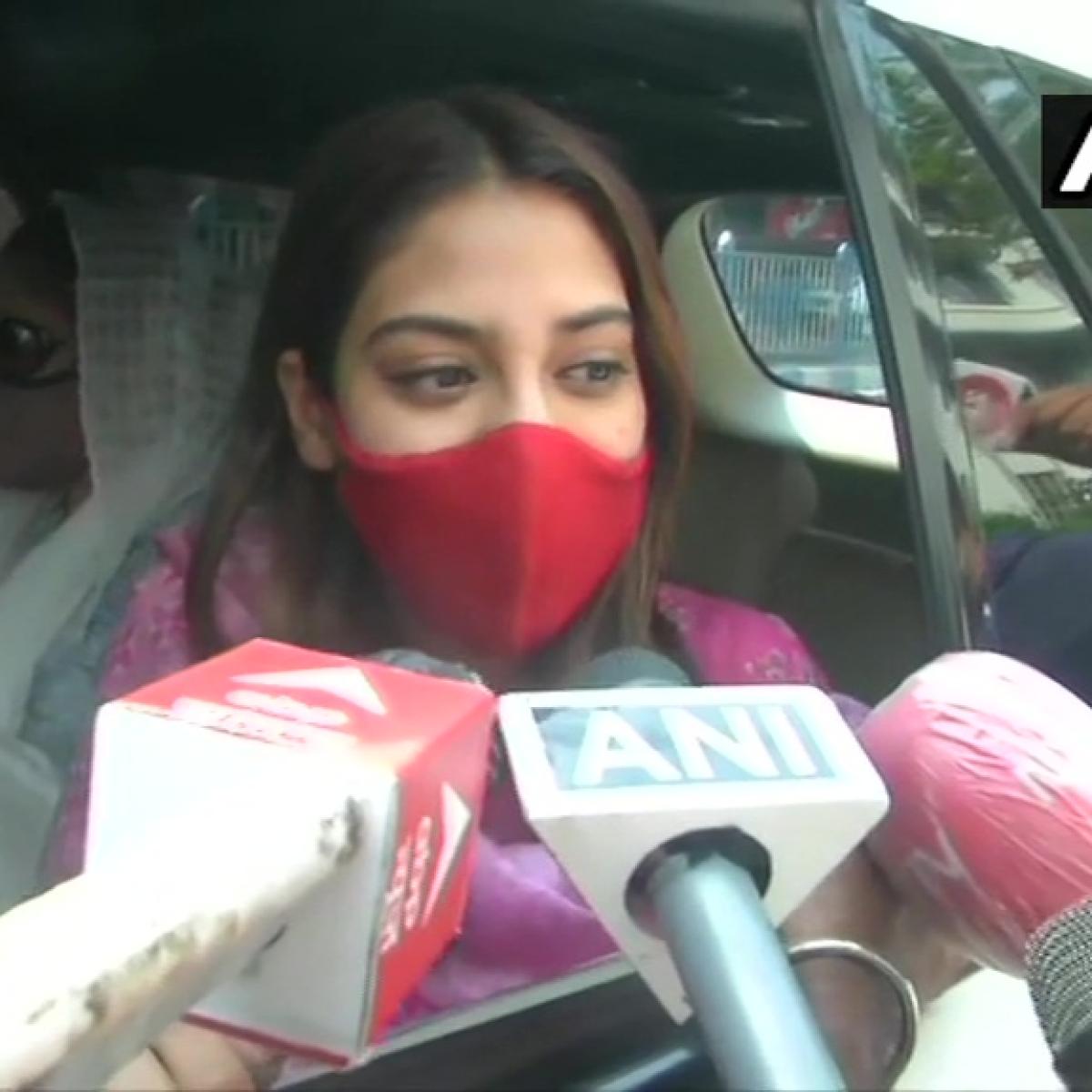 West Bengal polls: EC listens only to PM Modi and Amit Shah, says TMC's Nusrat Jahan