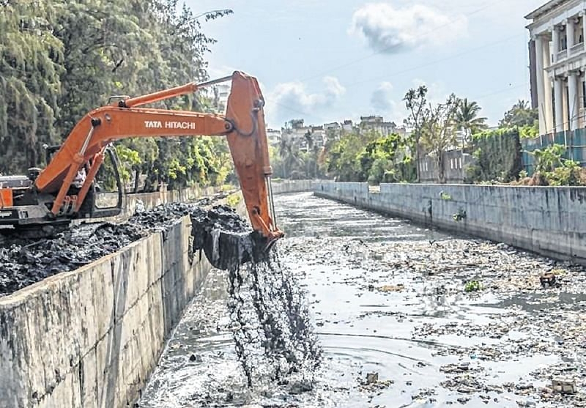 BMC clears Rs 64 cr proposal for cleaning small drains before rains