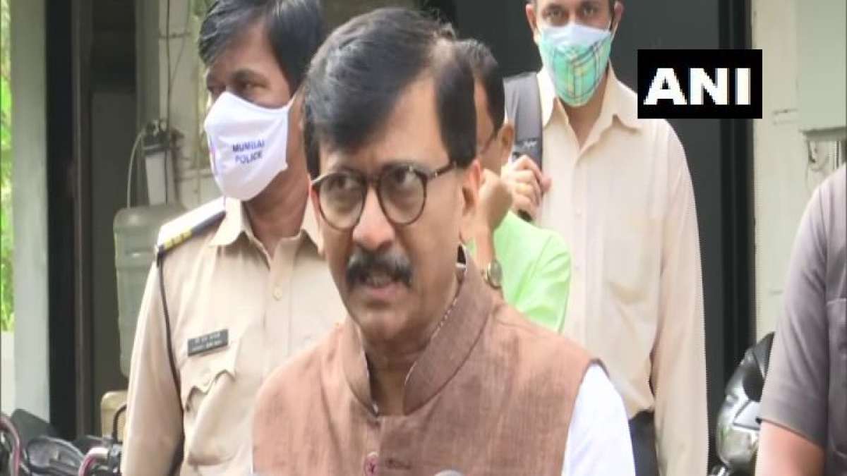 'Declare COVID-19 pandemic as national calamity': Sena's Sanjay Raut to Central govt