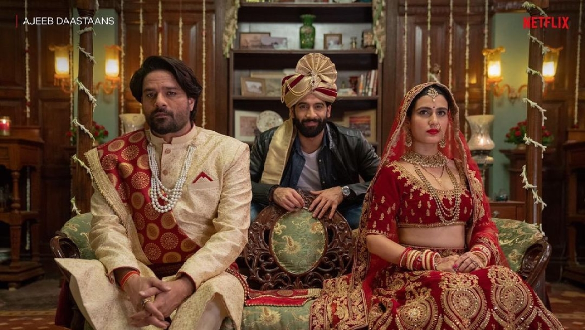 'There is not much talk on sexuality': Jaideep Ahlawat on playing a gay character in 'Ajeeb Daastaans'