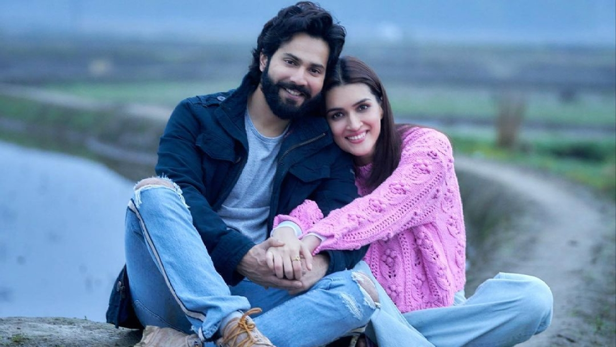 Kriti Sanon wraps up 'Bhediya' schedule, pens sweet note for co-star Varun Dhawan