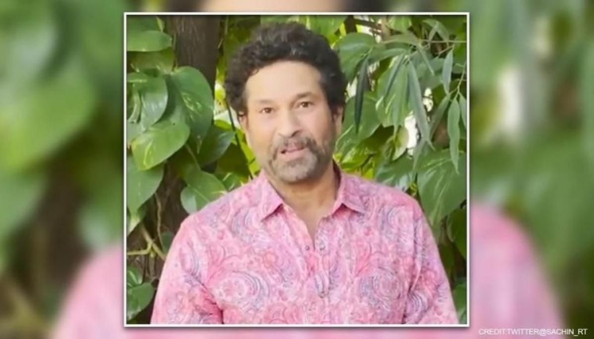 'Donate plasma': Sachin Tendulkar urges Covid-19 survivors on his 48th birthday