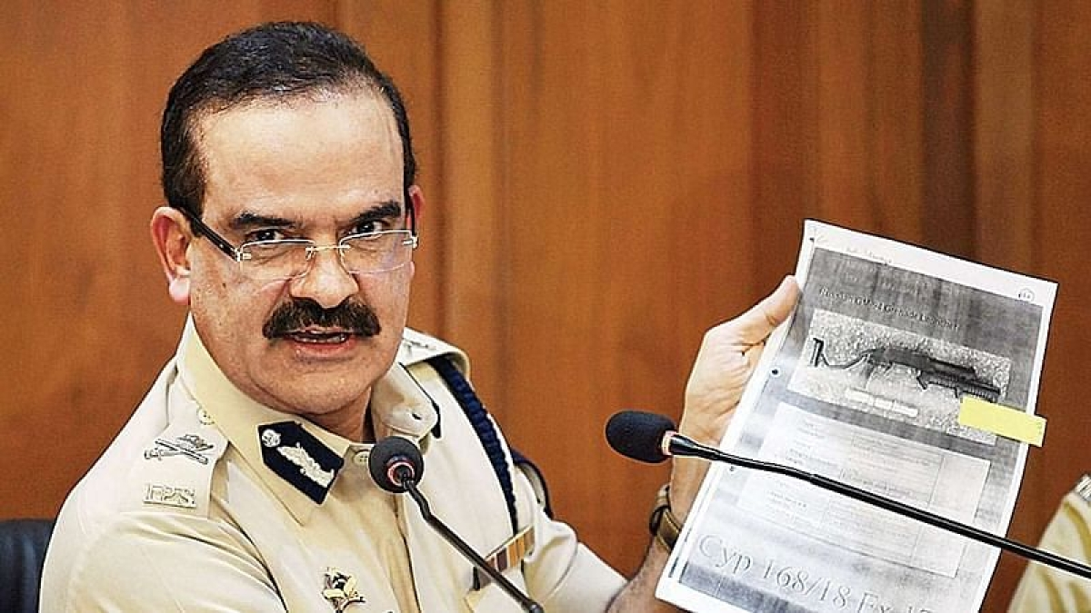 Preliminary Enquiry against former Mumbai top cop Param Bir ordered