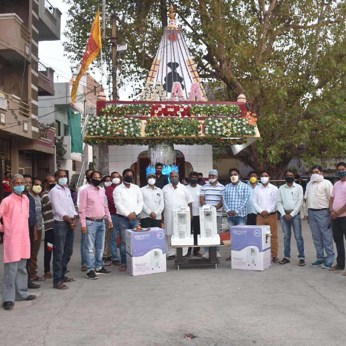 Ujjain: People across city in grip of corona
