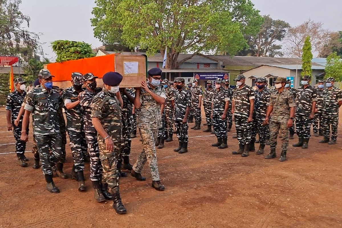 Chhattisgarh Naxal attack: 22 jawans killed; here is the full list