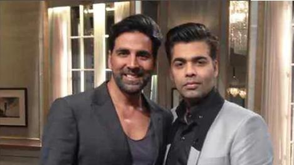 Karan Johar requests Akshay Kumar to replace Kartik Aaryan in 'Dostana 2': Report