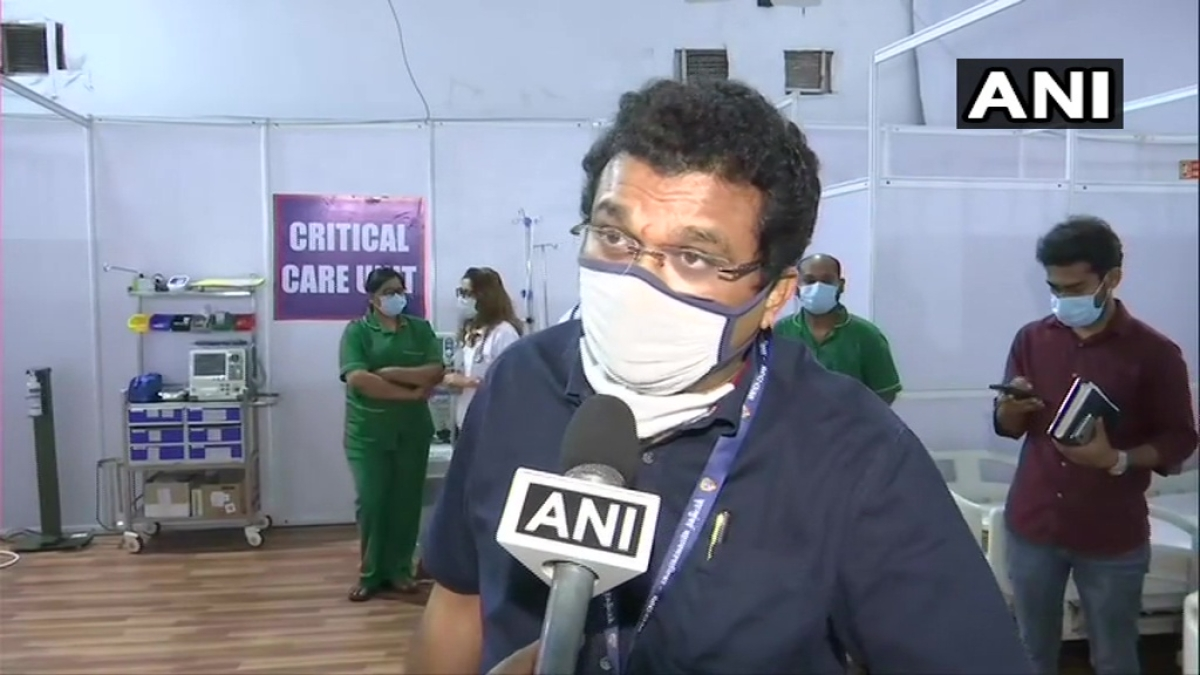 We are prepared to handle the vaccination drive from May 1: Dr Rajesh Dere, BKC Jumbo Covid Centre