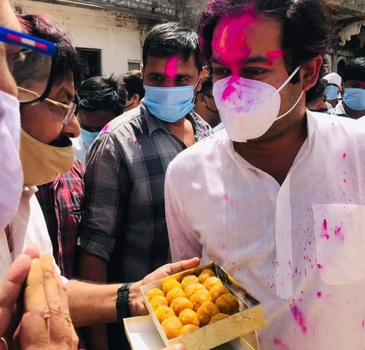 Madhya Pradesh: Halla Bol ends in Raghogarh Fort