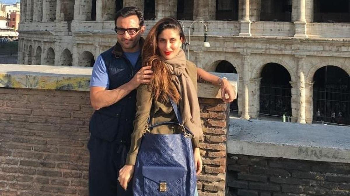 'I came back gaining 8 kilos after my trip to Tuscany with Saif': Kareena Kapoor Khan