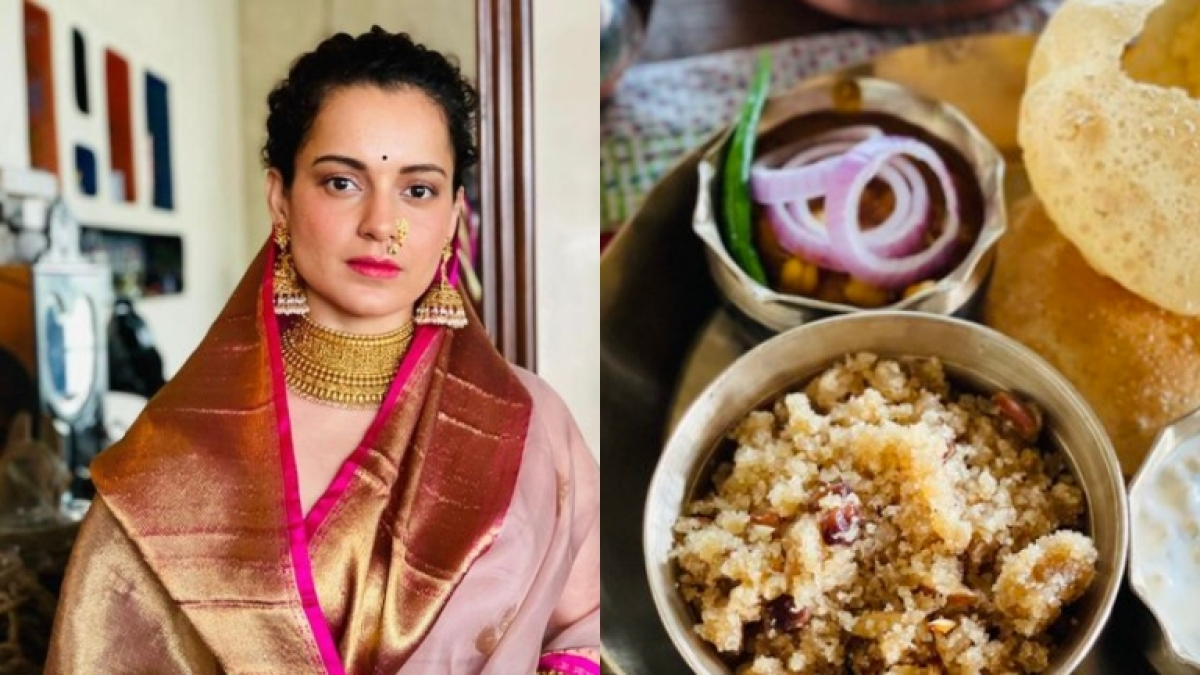 Kangana Ranaut reacts to being trolled for pic of Durga Ashtami's prasad with onion, says 'Hinduism is not rigid like other religions'