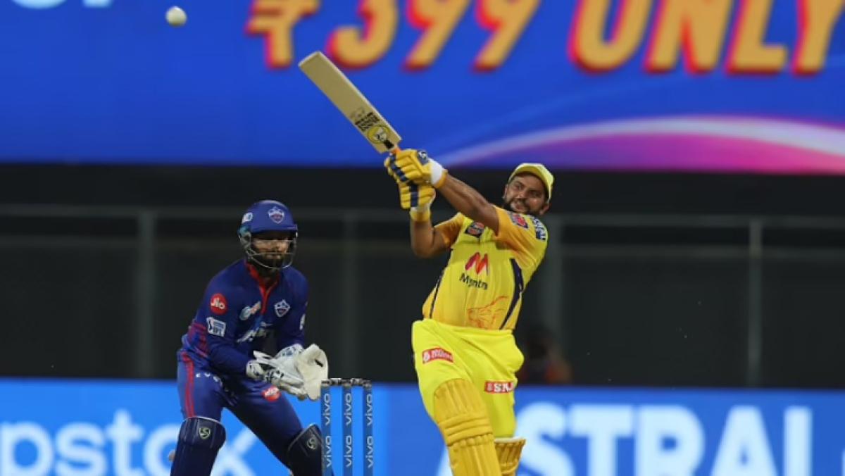 IPL 2021: CSK's Suresh Raina scores 54 on comeback against Delhi Capitals; Twitter goes gaga