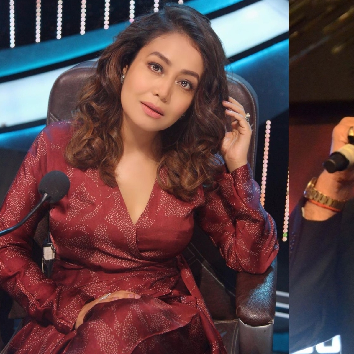 Watch: When a disappointed Anu Malik slapped himself after Neha Kakkar's singing during 'Indian Idol' audition