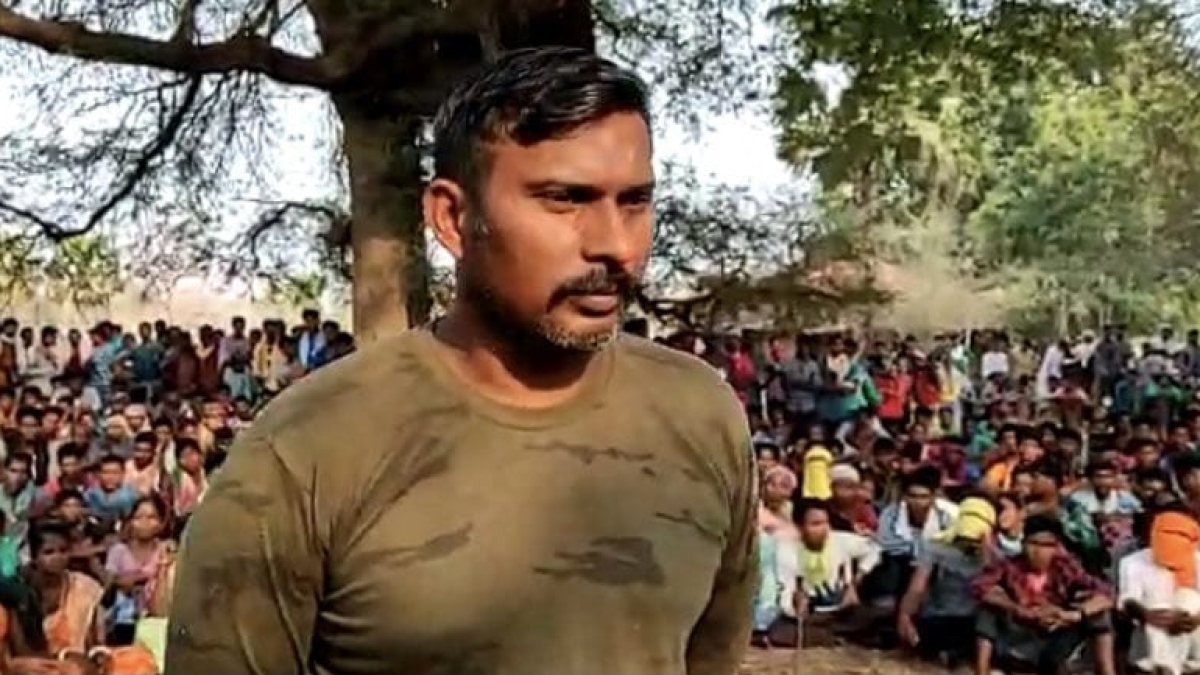 Chhattisgarh Naxal attack: Abducted Jawan handed over after trial in kangaroo court