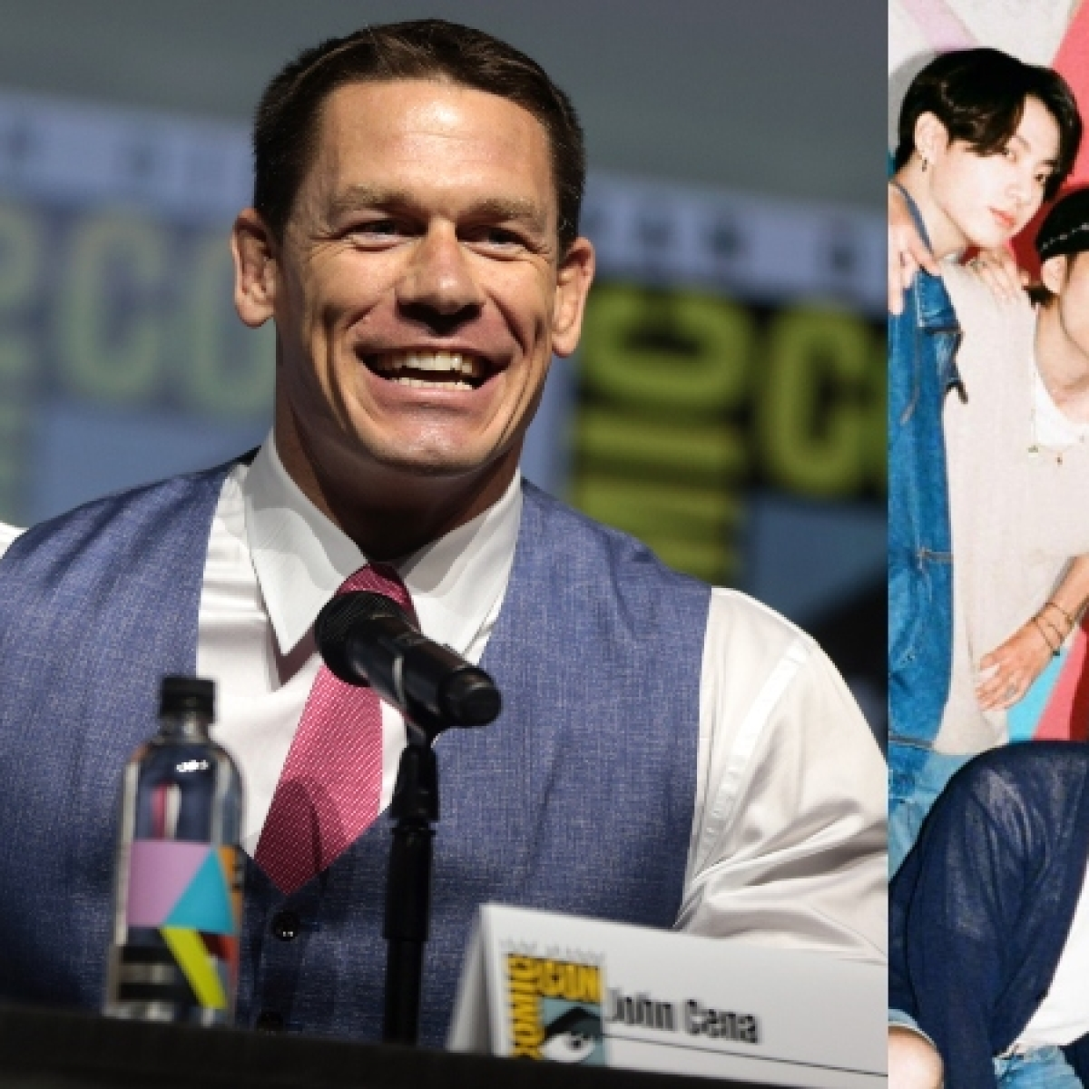 'I really got to thank BTS for supporting me': John Cena on how Army helped him at his 'vulnerable moment'