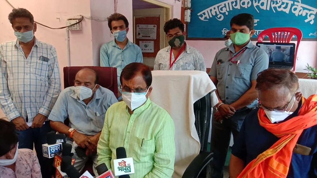Madhya Pradesh: Oxygen machines unavailable in Indian markets, will call from abroad, says MP Guman Singh Damor