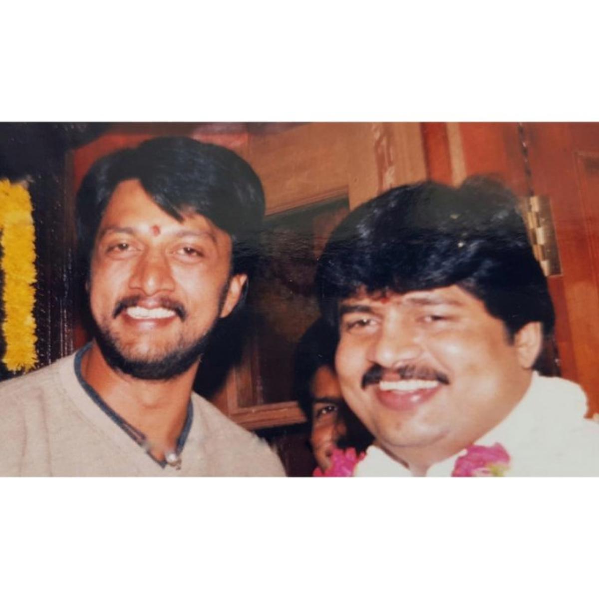 Kannada producer Ramu dies of COVID-19; Kiccha Sudeepa, Sri Murali and others offer condolences