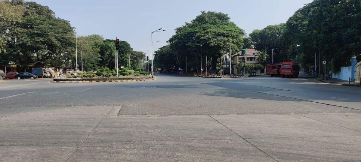 Madhya Pradesh: Streets, markets empty as weekend lockdown kicks in