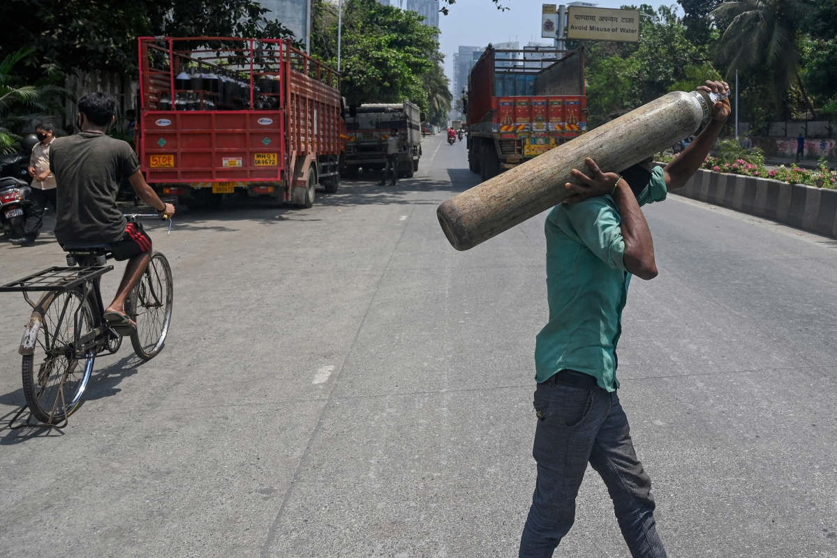 COVID-19 in Mumbai: BMC's contract with oxygen suppliers lapsed in April