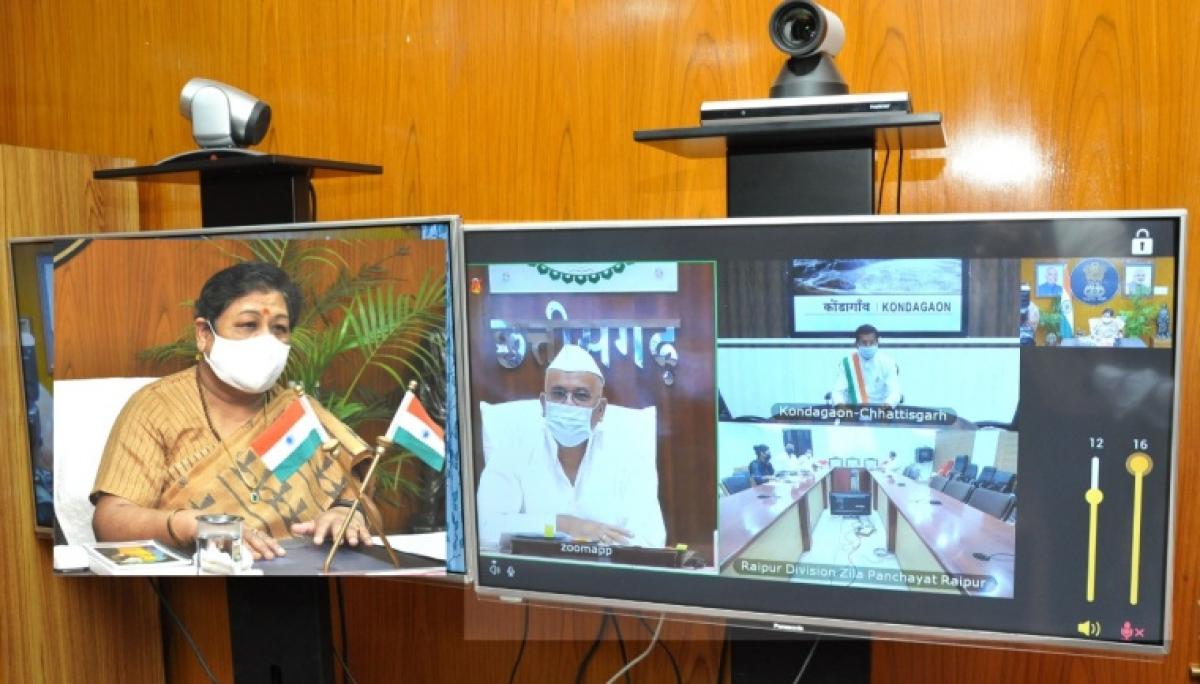 COVID-19 in Chhattisgarh: Governor requests PM Modi to provide para-medic staff of CRPF, BSF, ITBP to fight coronavirus