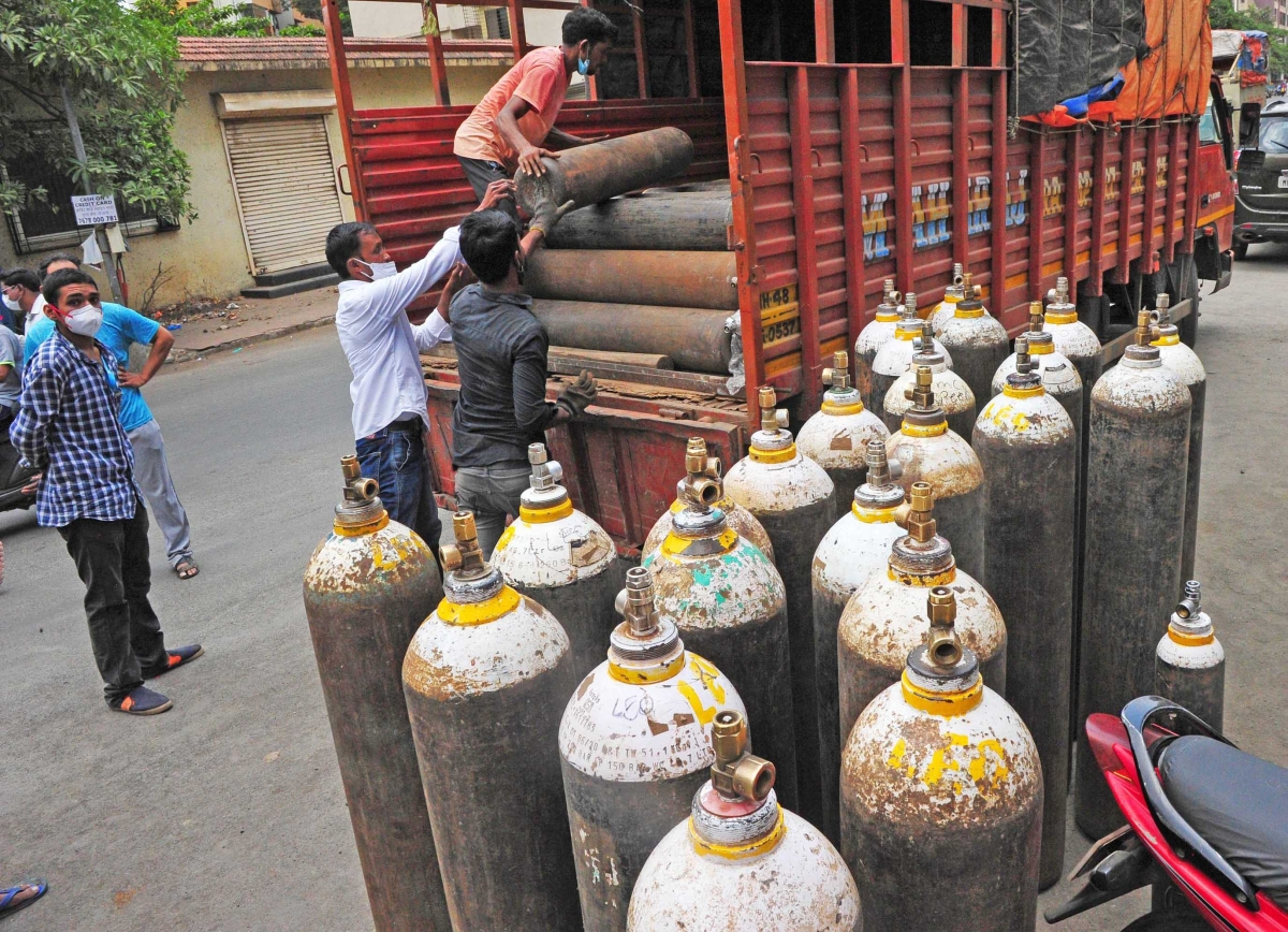Oxygen cylinder status: BMC urged to hold review meet with FDA