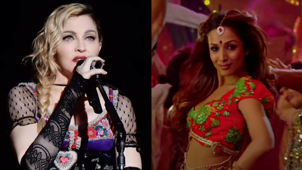 When Madonna repeatedly danced to 'Munni Badnaam Hui' at a club in New York