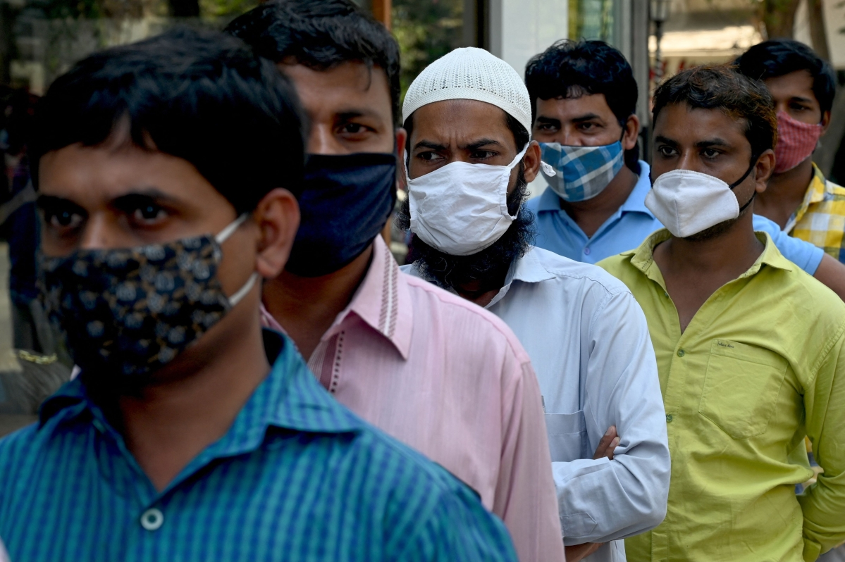 Covid tests in Mumbai: BMC, Bandra societies get into mass test drive mode