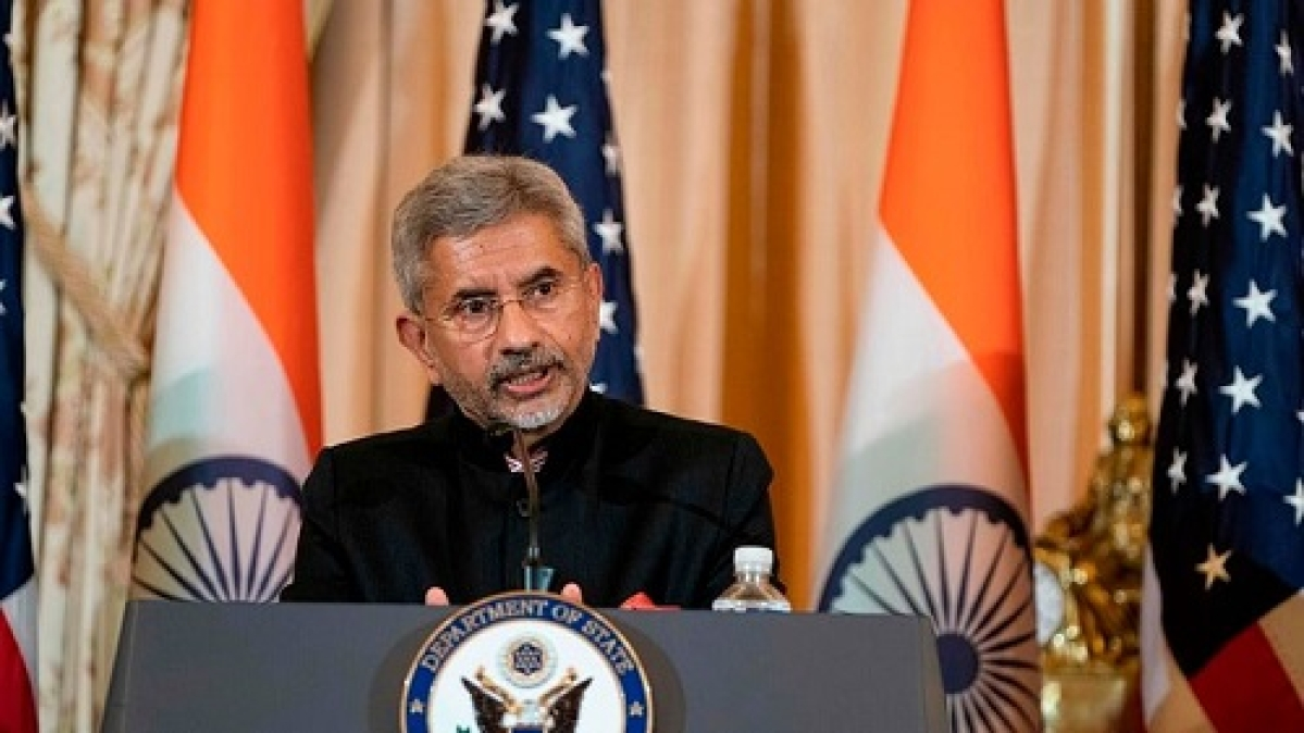 Jaishankar clears air: Indian  foreign policy is not US-centric
