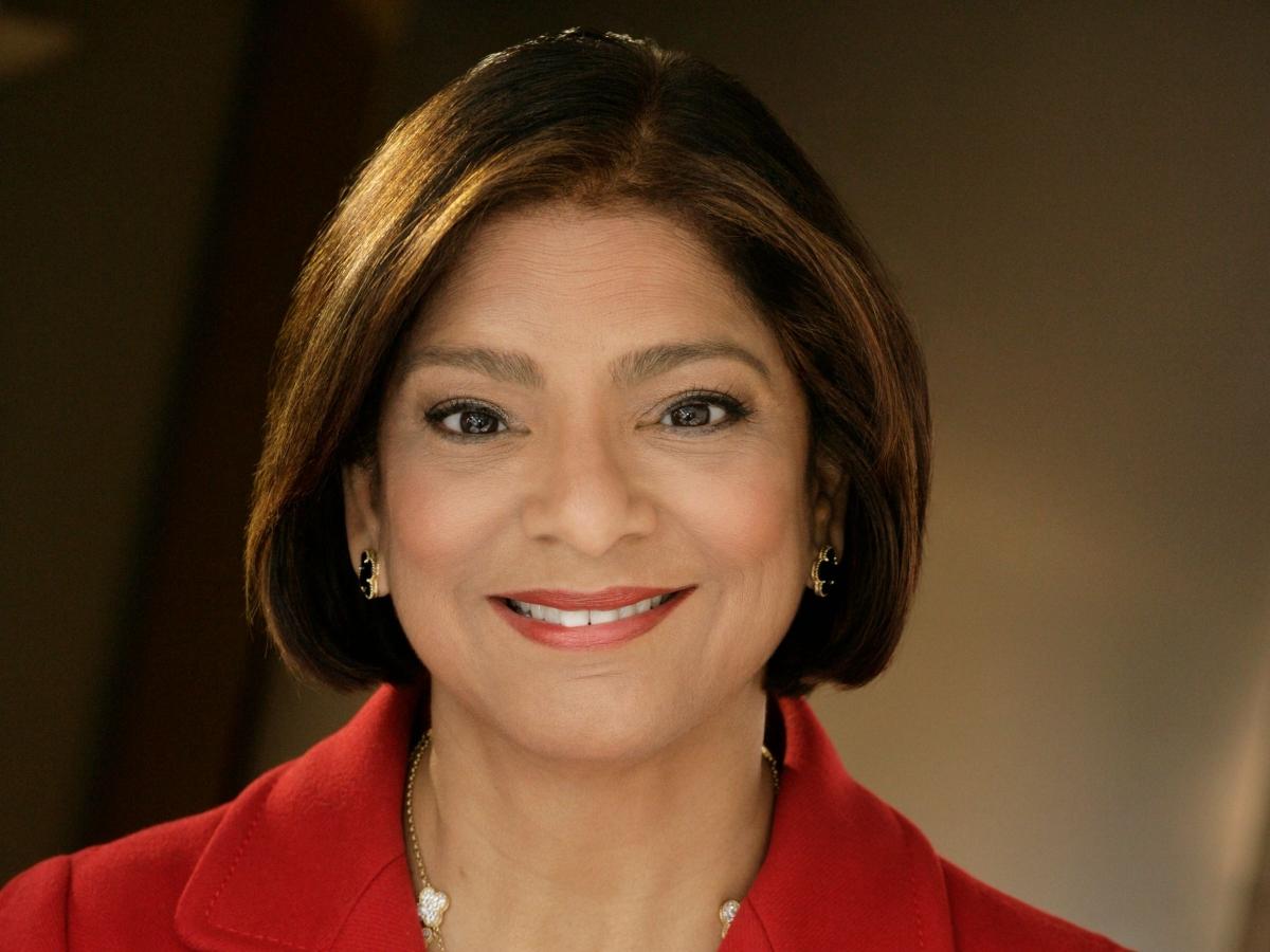 Subha Barry named CEO of Seramount