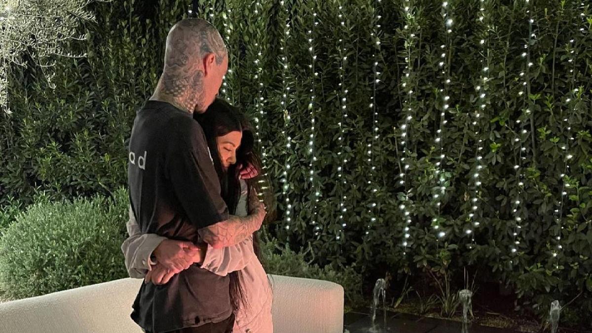 Travis Barker gets kids' approval to marry Kourtney Kardashian