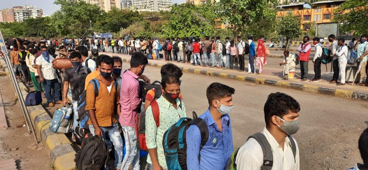 COVID-19 in Uttar Pradesh: Influx on, Yogi Adityanath govt reacts late to open quarantine centers for migrant labourers
