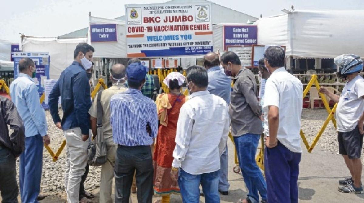 Maharashtra tops Covid vaccination tally in India