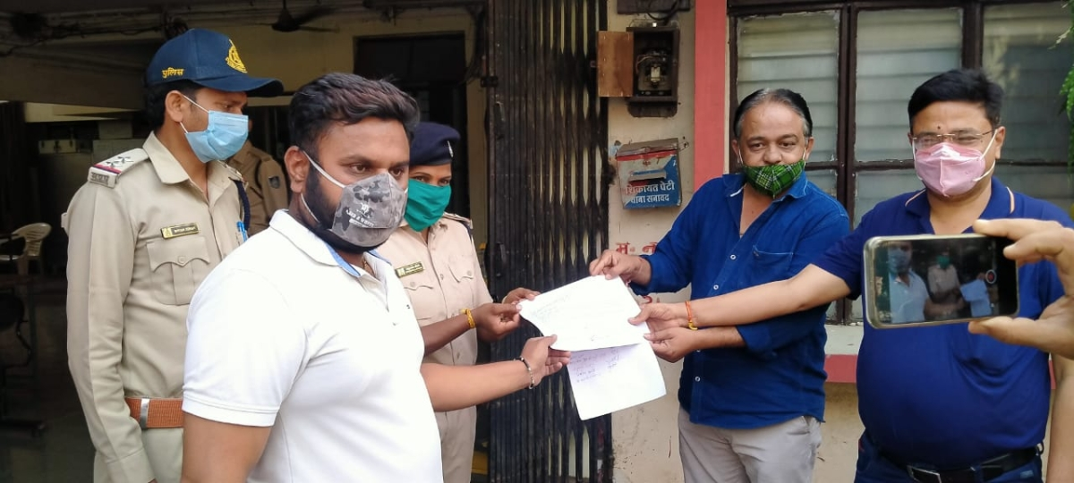 Traders submit memorandum