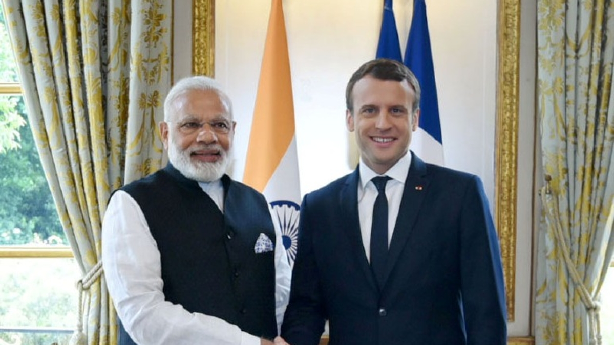 COVID-19: France to supply oxygen generators, liquid oxygen, ventilators to India
