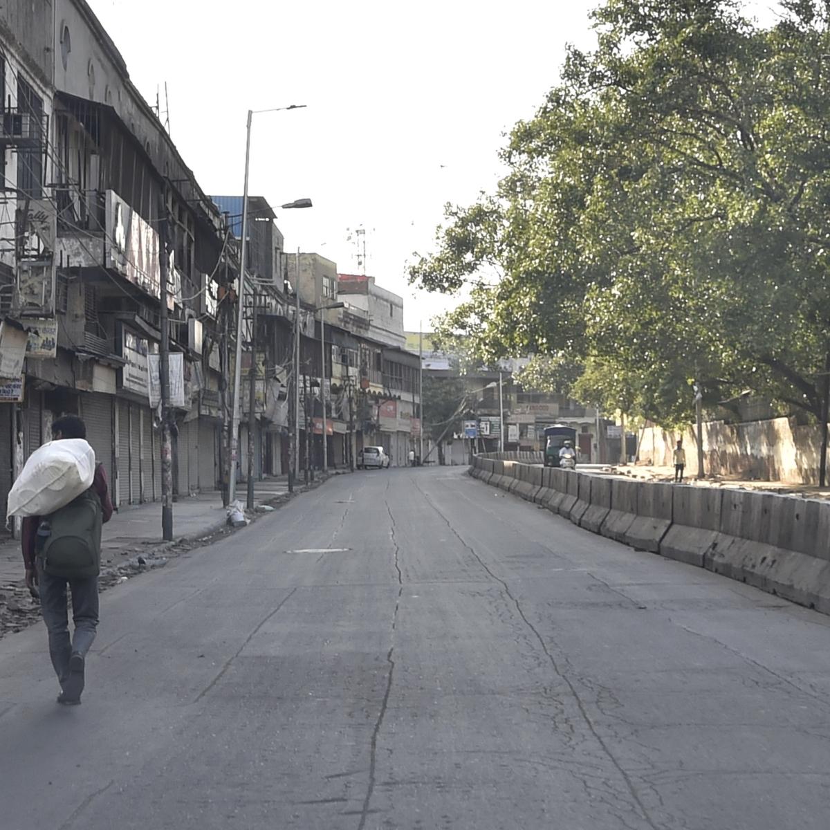 COVID-19: Delhi govt mulling lockdown extension, say sources
