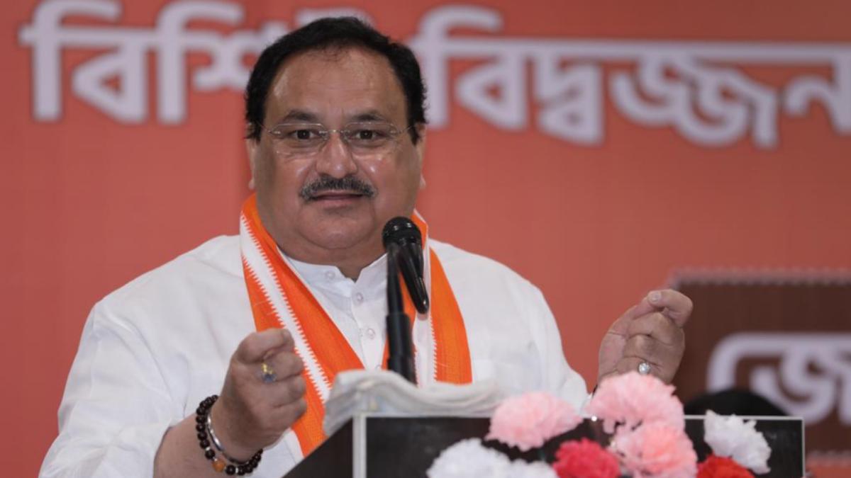 West Bengal Assembly polls 2021: CM Mamata Banerjee is 'anti-Dalit', says BJP president JP Nadda