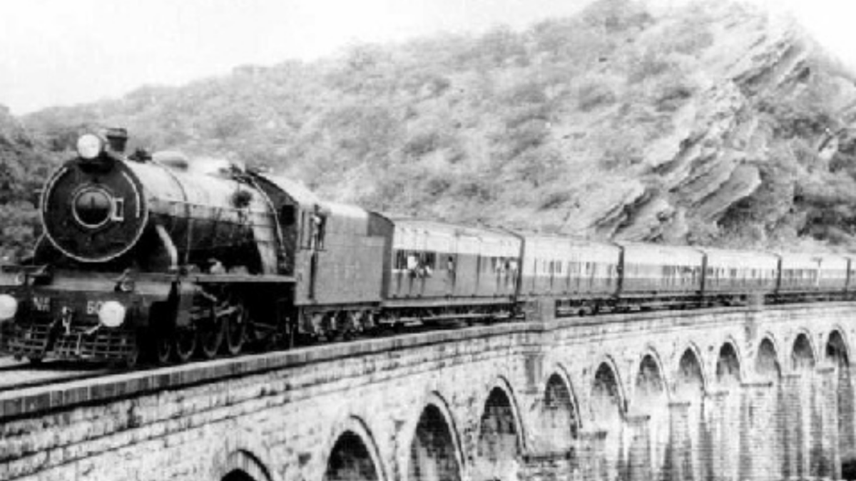 168 years of Indian Railways: When India's first passenger train travelled from Bombay to Thane