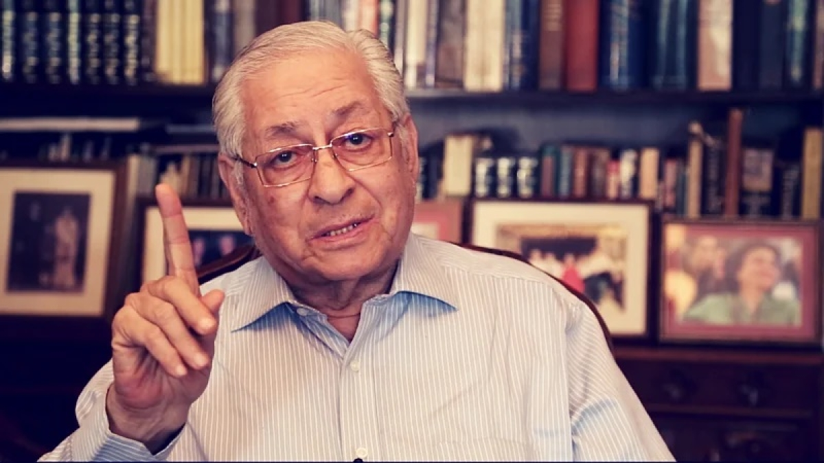 'A man for all seasons': Mukul Rohatgi's tribute to Soli Sorabjee
