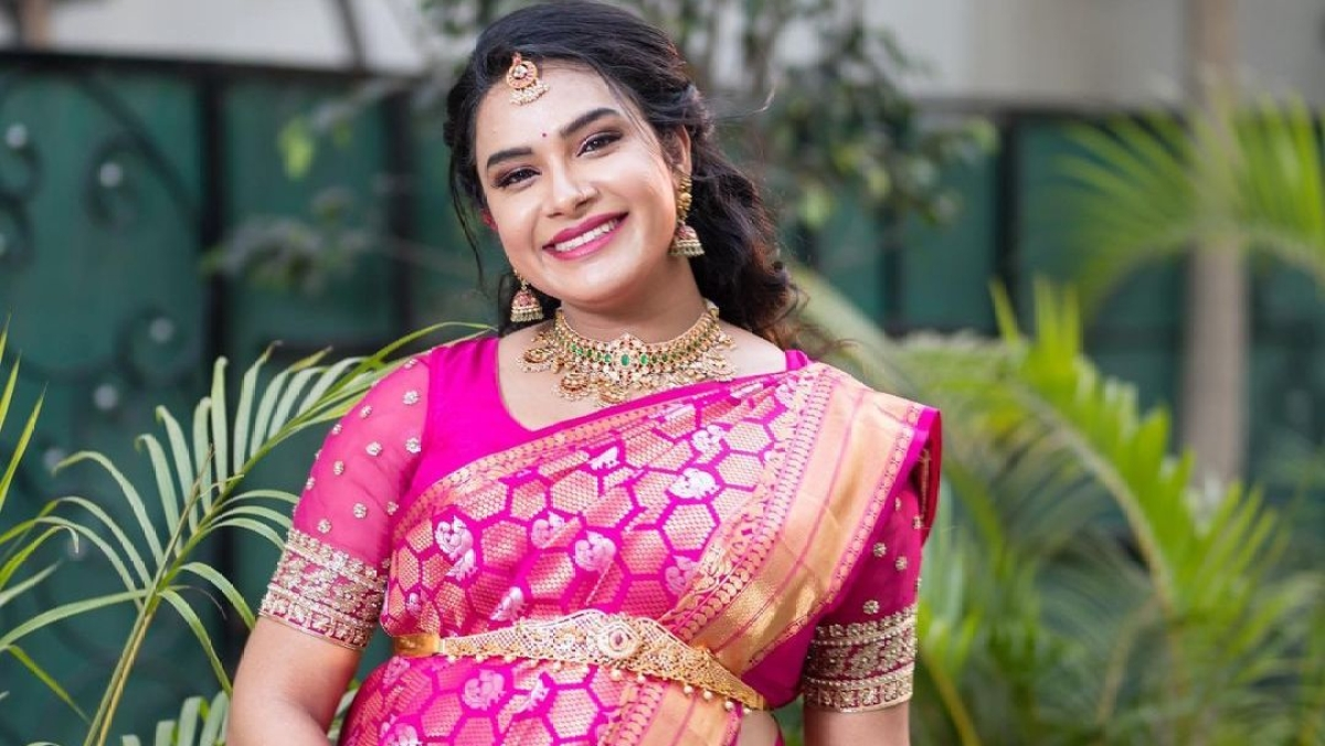 Watch: Telugu actress Hari Teja reveals she tested positive for COVID-19 a week before giving birth to her daughter