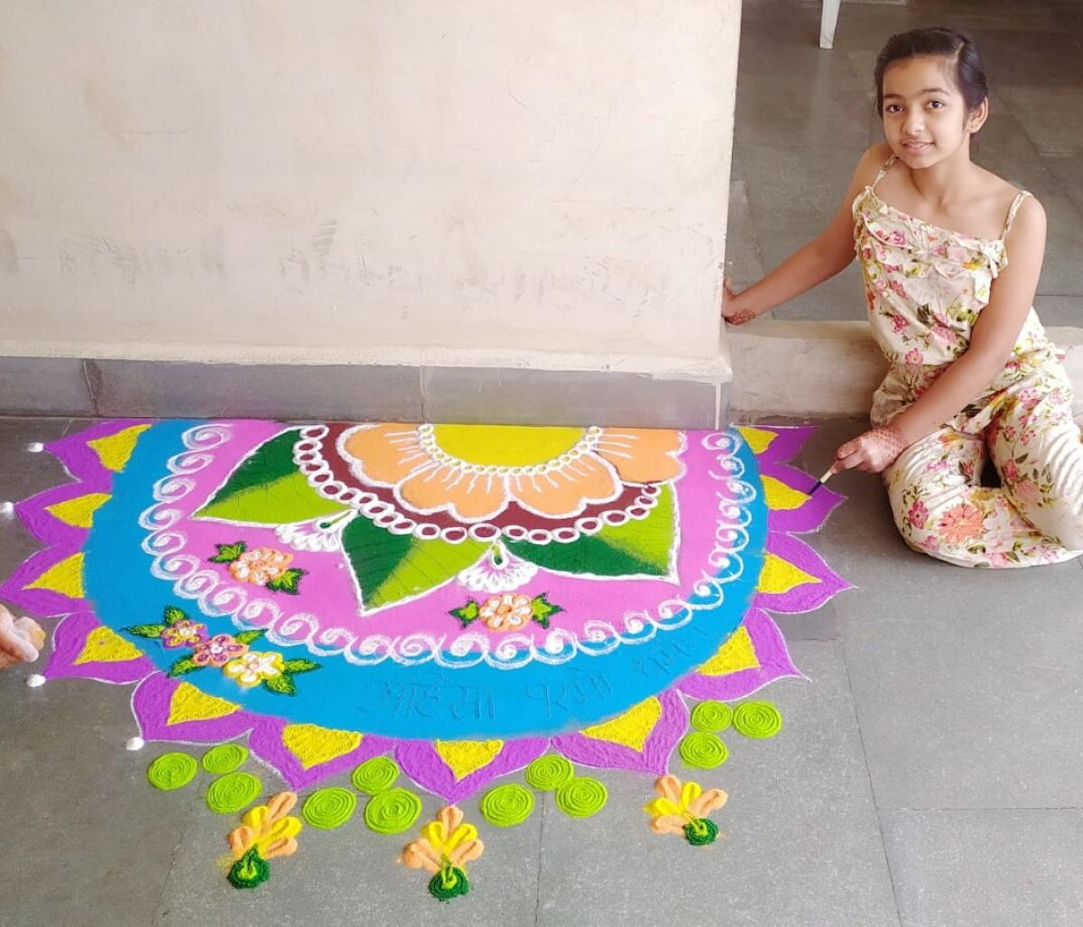 Ujjain: Corona impact; Jains hold symbolic celebrations on Mahavir Jayanti