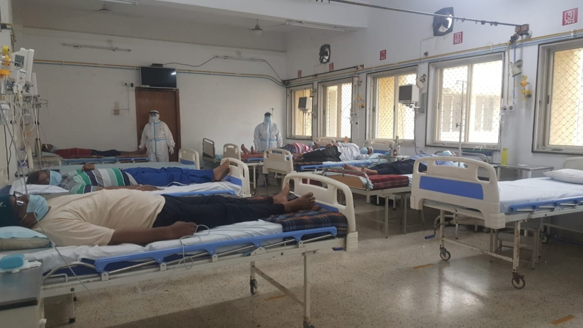 Mira Bhayandar:  Private hospitals running out of Covid beds in Mira-Bhayandar