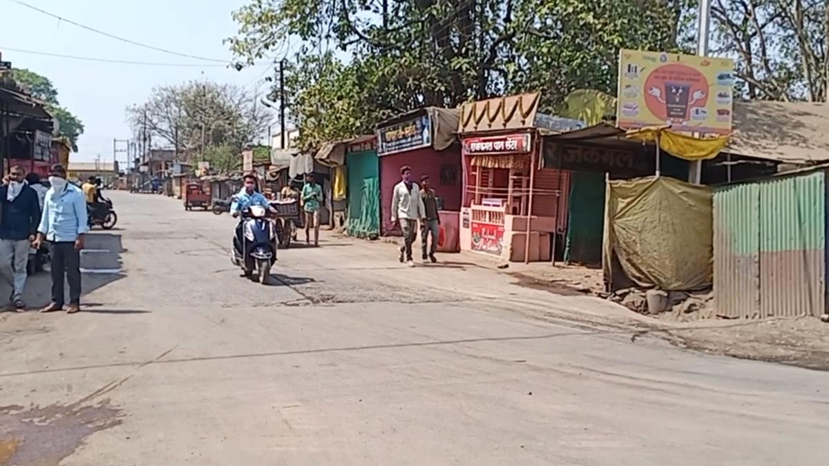 Roads in Kehtia wear a deserted look