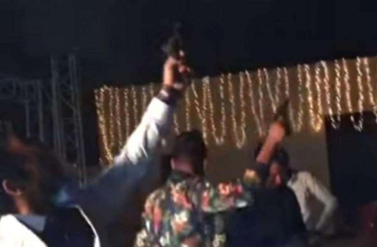 Thane: Case against Bhiwandi wedding organiser, man brandishing gun