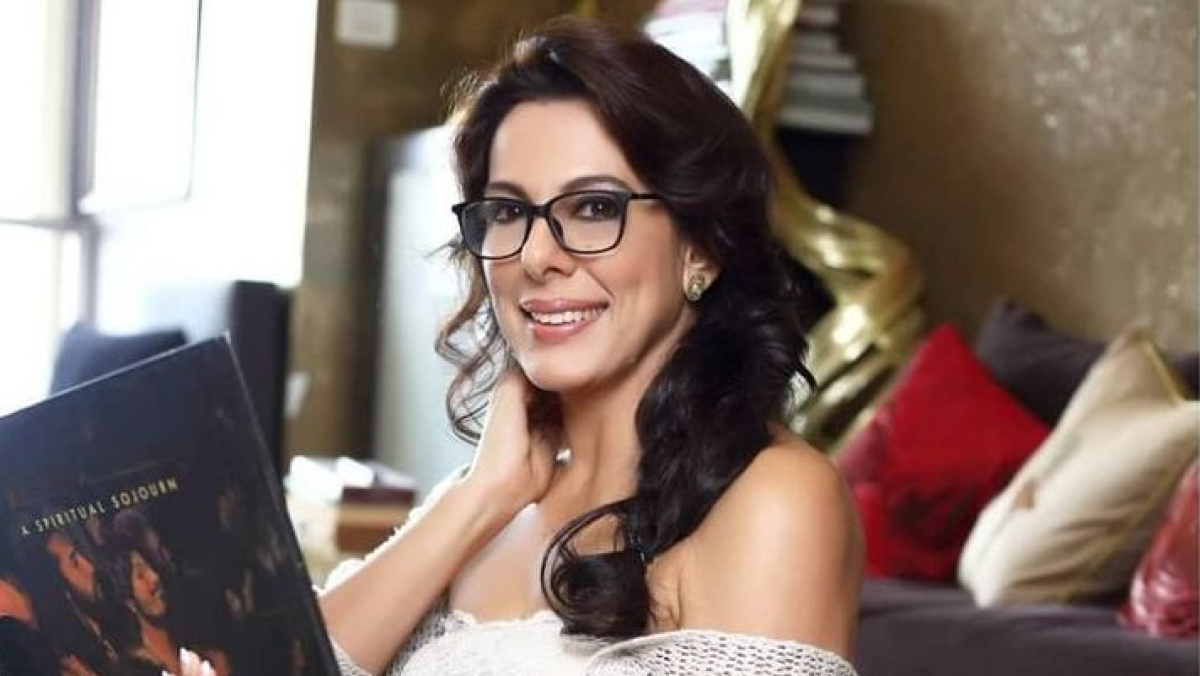 Pooja Bedi invited to the next Kumbh Mela after comparing Naga sadhus with Milind Soman's nude picture