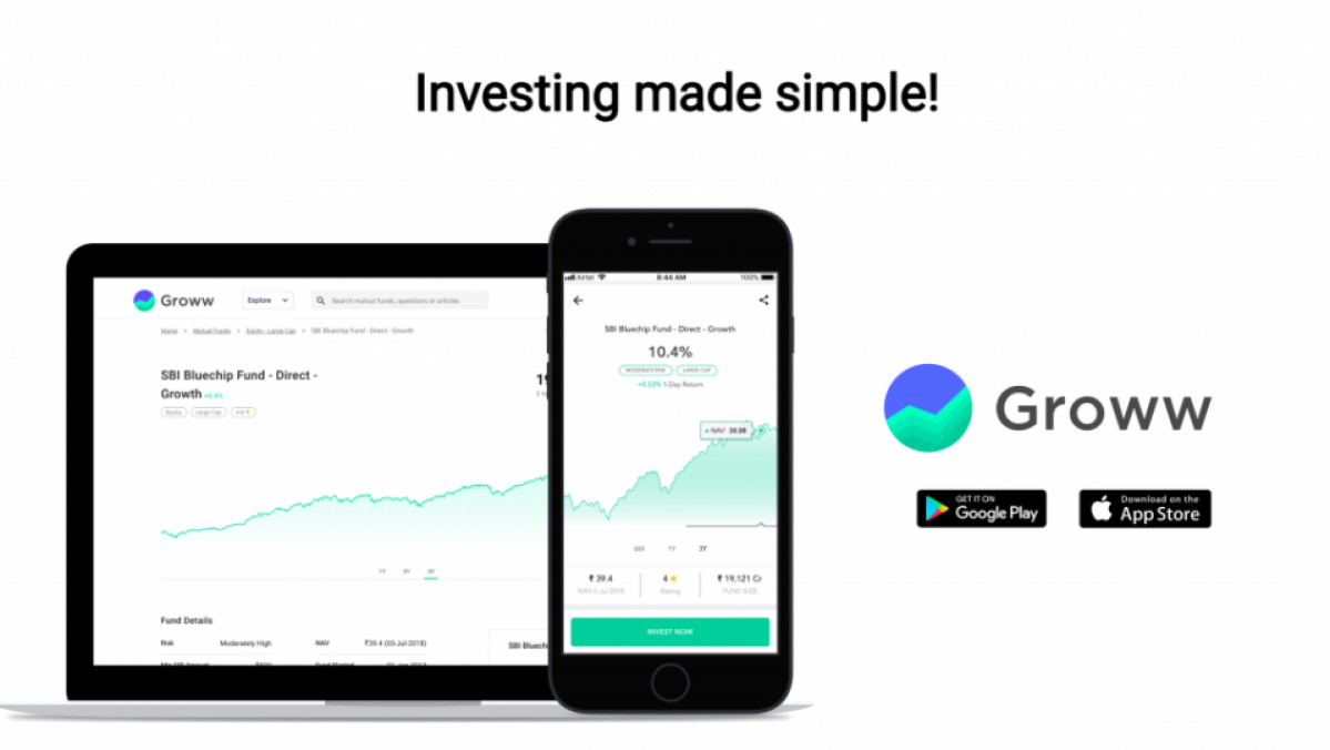 Groww enters unicorn club by raising USD 83 million in funding round led by Tiger Global