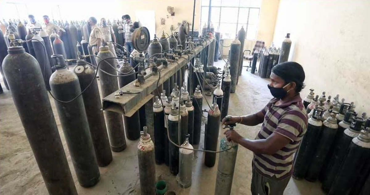 Maharashtra reiterates its demand for supply of 500 MT of oxygen from Centre